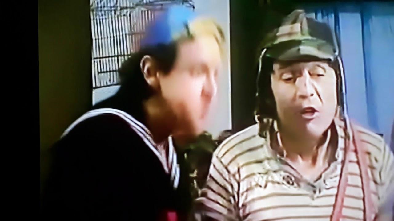 IGUANA 2003 TV - Chavo Del Ocho - Que Me Pegastes En Ma Boca Del Estómago