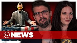 Far Cry 5 Villain Reveal & Free Xbox One (And PC?!) Games! - GS News Roundup