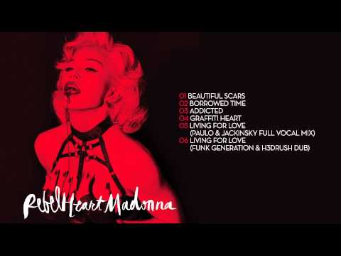 Madonna - 'Rebel Heart' Super Deluxe Album Sampler