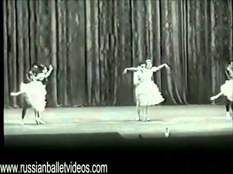 f The Greatest Live Ballet Performances Ever Filmed 1964 Kirov Laurencia Soloviev Fedicheva   YouTube