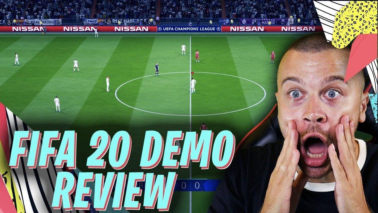 Fifa 20 demo pc