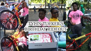 Tylin Tucker's Birthday Ride Out