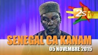 Senegal ca kanam du 5 novembre 2015