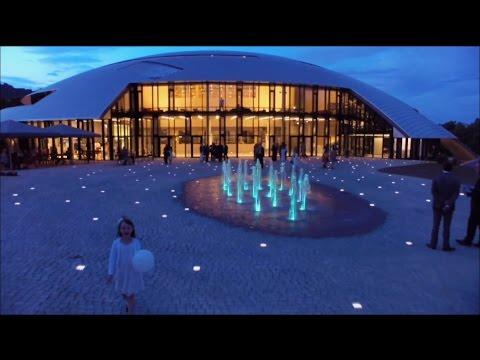 Le Rosey : inauguration du Paul & Henri Carnal Hall