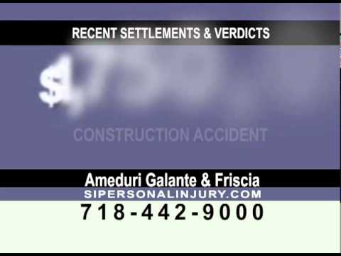 Settlements & Verdicts Staten Island New York Injury Lawyers NYC Accident Law Firm