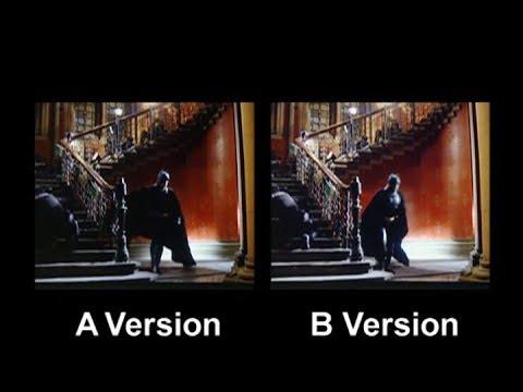 Batman CGI Vs Real 'Batman: Begins' Featurette