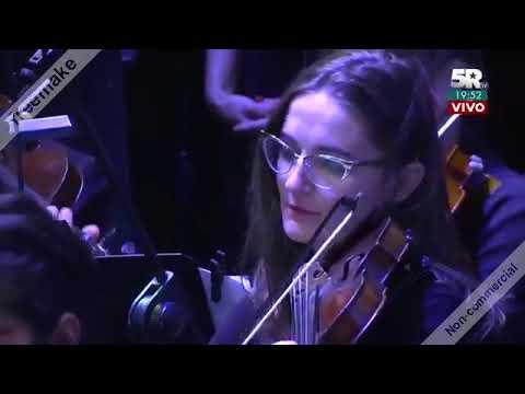 Recital Los Palmeras y La Filarmonica 08-10-2017
