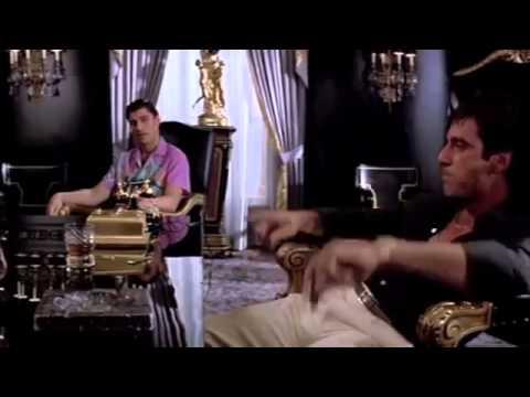 Scarface Music Video  Gangstas Paradise
