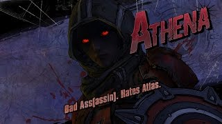 Tales from the Borderlands - Athena - Best Scenes [1080p60]