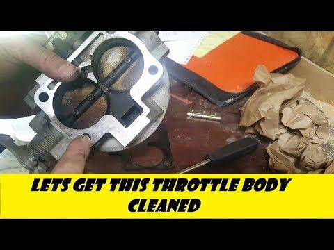 1996 (2nd Gen) Dodge Ram 5.2 Throttle Body Cleaning & New IAC Valve