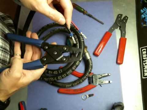 SINCGARS POWER CABLE MOD CX-13302, CX-13590 A3325493