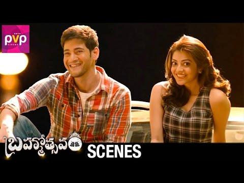 Kajal Aggarwal Argues with Mahesh Babu   Brahmotsavam Telugu Movie Scenes   Samantha   Pranitha