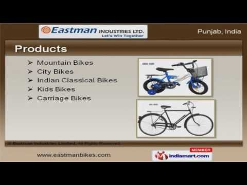 Gents and Ladies Bicycles by Eastman Industries Limited, Ludhiana