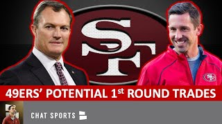 49ers Trade Rumors: 4 Trades The 49ers Can Make In The First Round Of The 2020 NFL Draft