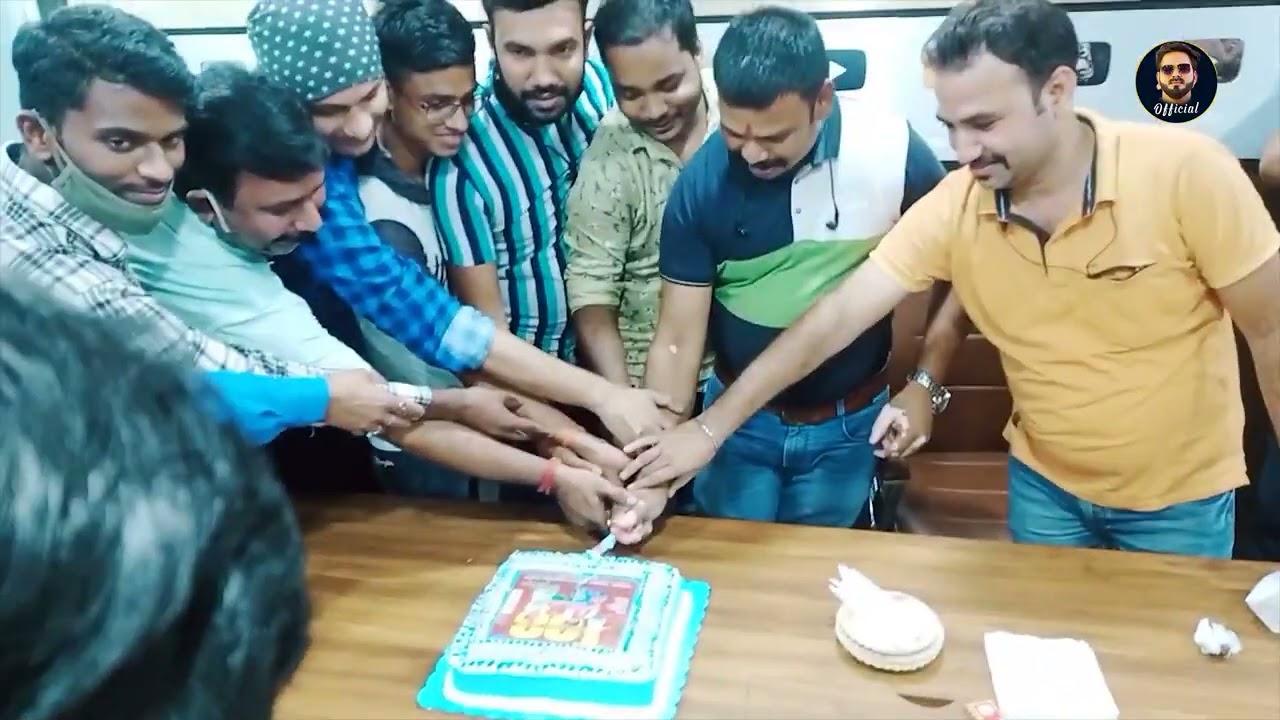 देखिए Pudina Ae Haseena का Success Party #पवन सिंह के साथ Wave Music Office मे मनाया गया | 100 M+