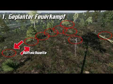 Arma 3 - Verhalten im Feuerkampf Tutorial (german) Mp3