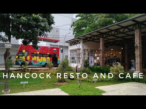 VLOG-4 | Santai di Hancock Resto And Cafe Bogor