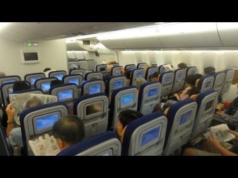 Inside Lufthansa Boeing 747-8i (Hong Kong - Frankfurt)