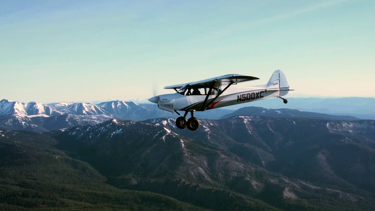 CubCrafters Debuts the XCub