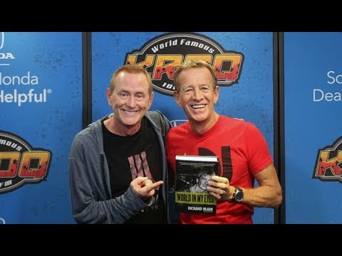 Richard Blade talks about his new book, starting a riot, and more on Kevin & Bean