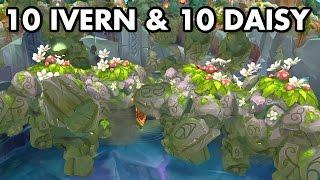 10 daisy vs baron elder megabrush ofa ivern