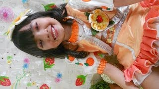 How To Look Like Orange Blossom - Strawberry Shortcake - Costume, Hair, Makeup