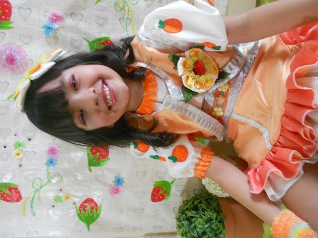 How to Look Like Orange Blossom - Strawberry Shortcake - Costume, Hair, Makeup Travel Video