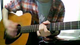 ゆず「ユートピア」のギターのみコピーです。