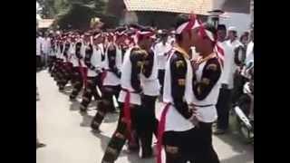 seni tradisional jawa ( kuntulan ) langgen - talang - tegal