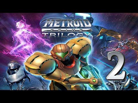 Let's Play Metroid Prime Trilogy [MP1] (Part 2): Wir bekommen unsere ersten Fähigkeiten zurück!