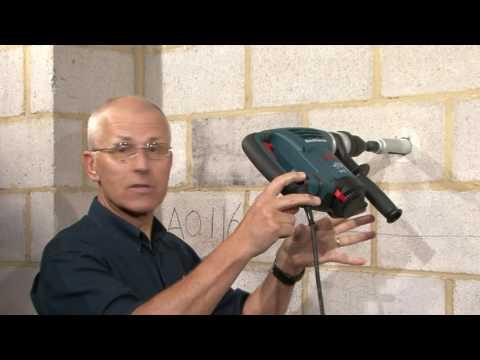 Bosch Professional Safe Drilling Techniques