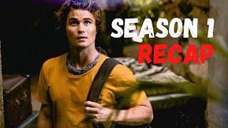Outer Banks Season 1 Recap  OBX Season 1 Recap  In Hindi  Outer Banks Complete Story