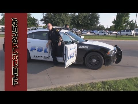 1st Amendment Audit Dallas PD Northwest Patrol 1 of 2 6/7/2015