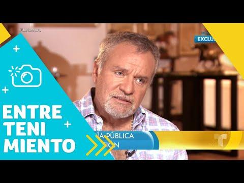 El Güero Castro habló de su relación con Cristian Castro | Un Nuevo Día | Telemundo