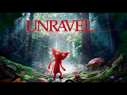 Unravel Gameplay 30 Minutes (PS4/Xbox One & PC)