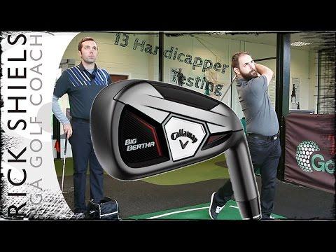 Callaway Big Bertha Irons Review By Mid Handicapper