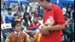BIBLIOTECOLOGIA BASE 2004 - Fomento de la lectura en Villa el Salvador