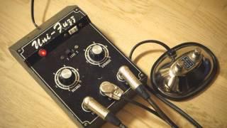 Unicord Uni-Fuzz U250 demo