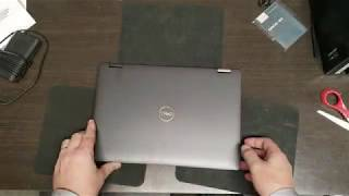 Dell Latitude 5300 2 in 1 Unboxing, Disassembly, Drive Upgrade & Benchmark
