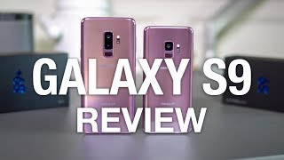 Samsung Galaxy S9, S9+ Review: Meh? It's Totally Fine.