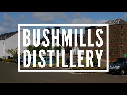 Bushmills Distillery-Home of Bushmills Whiskey - 360 Degree Video-A 360 Bushmills Distillery Tour
