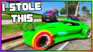GTA 5 Roleplay - ROBBING AUCTION HOUSE CARS | RedlineRP