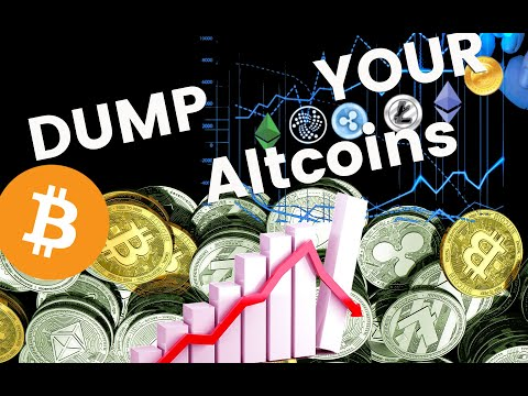 Dump Your Altcoins - Crypto 2020 Warning