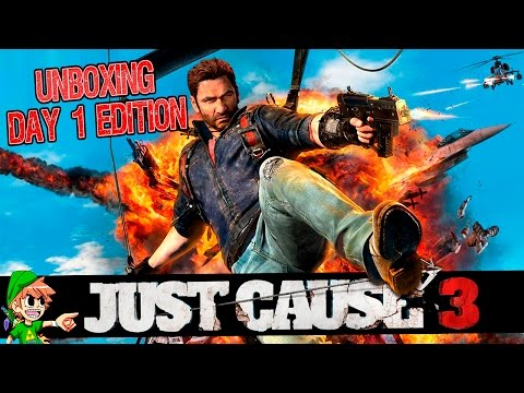 LPtG HD - Just Cause 3 [Unboxing Day One Edition]