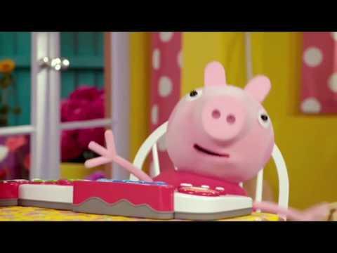Peppa Pig Movie - My First Cinema Experience