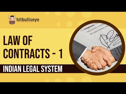 Law of Contract (E-Lecture)