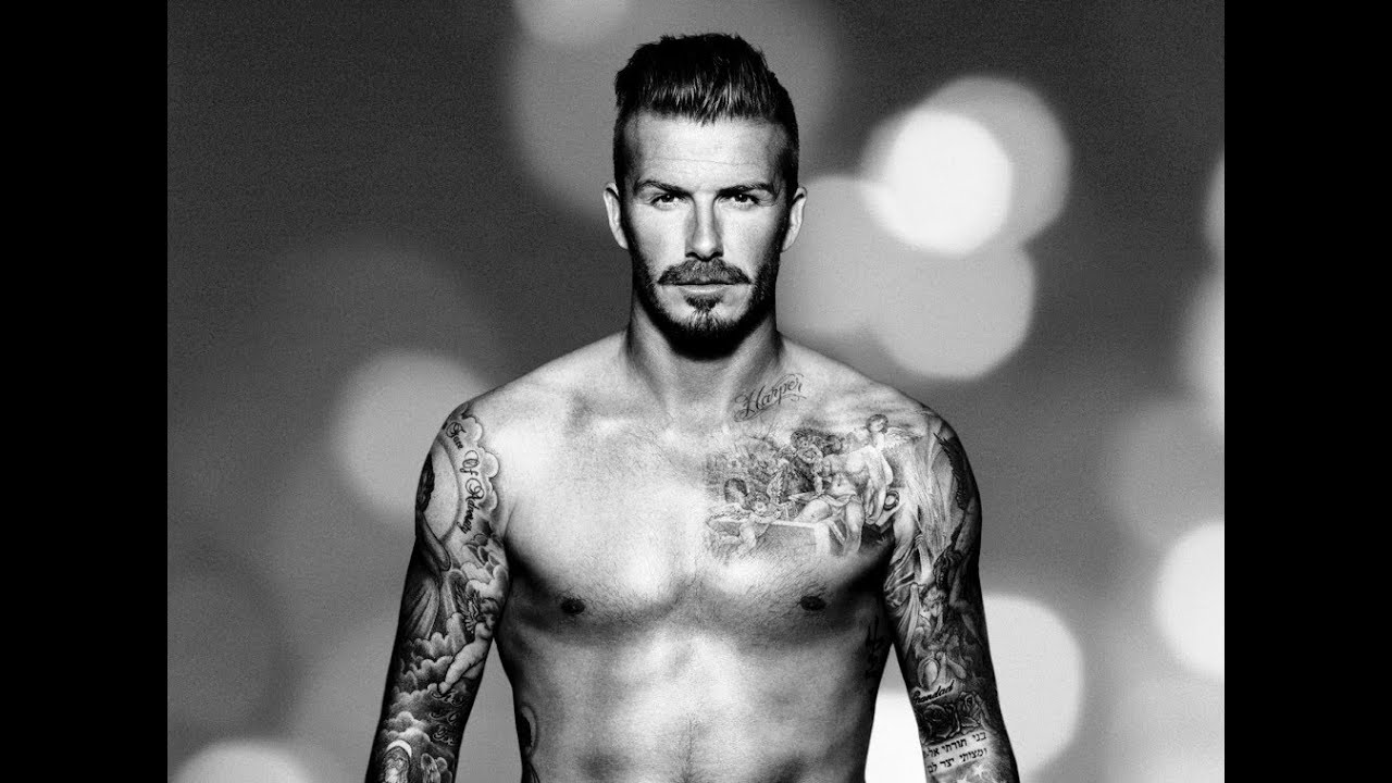 David Beckham l H&M Bodywear Winter 2012 - YouTube