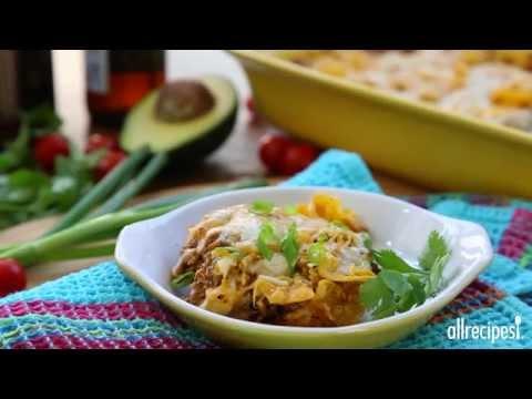 How To Make Taco Casserole | Cinco De Mayo Recipes | Allrecipes.com