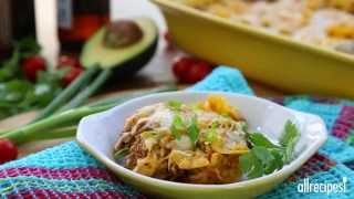 Cinco De Mayo Recipes - How To Make Taco Casserole