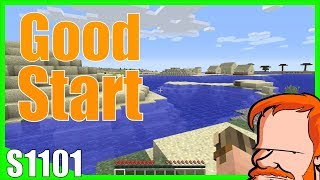 Minecraft Survivalist S11 E01 [ Best Start ]
